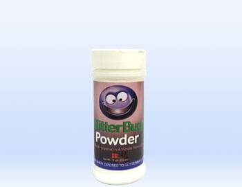 Use GlitterBug Powder for CONTAMINATION Training