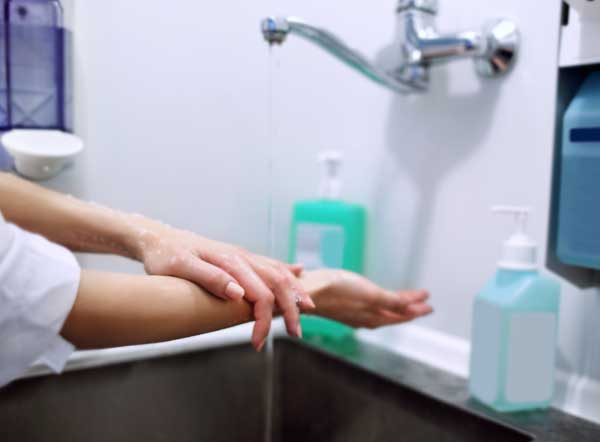 hand-hygiene-in-a-hospital